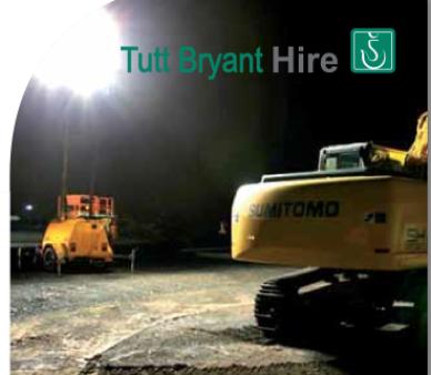 Excavators  33 tonne for hire