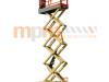 26ft Electric Scissor Lift Narrow