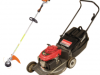 LAWN MOWER/LINE TRIMMER PACKAGE