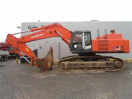 Hitachi 45 Tonne Excavator for hire