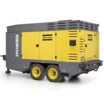 900 CFM Air Compressor for hire