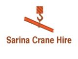 Sarina Crane Hire
