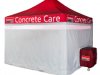 DUST CONTAINMENT TENT 3MX3M