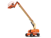 66ft Straight Boom (20.31 Deck Height) 4WD Straight Boom