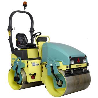 Rollers Vibrating Twin Drums  4.5 Tonne for hire