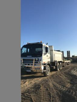 6 - 10 Tonne Tipper Truck (Single Body / Bogie)