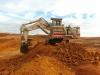 O & K RH120E Excavator