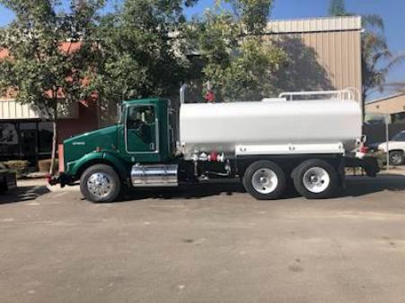 32,000L Semi Water Tanker for hire
