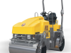 1.5 Tonne Smooth Double Drum Roller