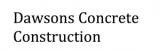 Dawsons Concrete Construction