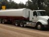 Semi Water Truck