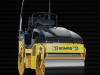 Bomag 2.5 Tonne Smooth - Twin Drum Roller