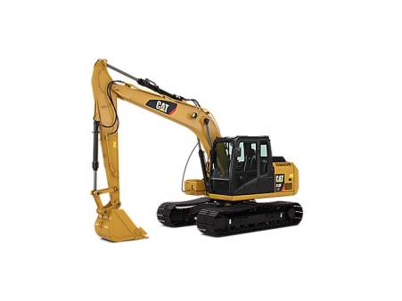 Caterpillar  313F Digger for hire