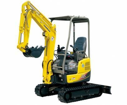 1.7 Tonne Mini Excavator for hire