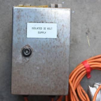 Safety light  32v  transformer for hire