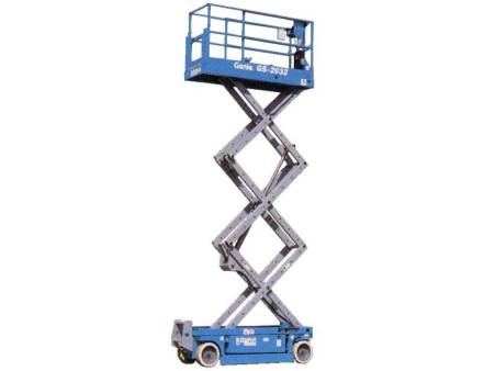 Knuckle Boom Lifts Electric  Slab 13m 42ft for hire