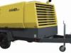 400 CFM Diesel Portable Silenced Air Compressor