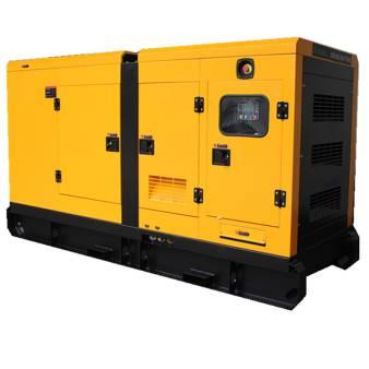 Generators Three Phase 200 kva Invertor diesel silenced for hire