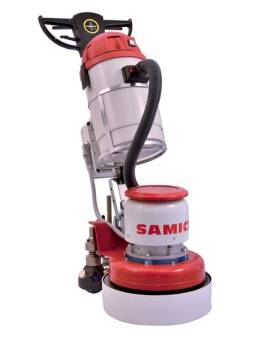 Floor sander polisher vac 410mm 16 for hire
