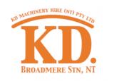 KD Machinery Hire