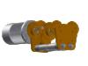 GIRDER TROLLEY - 1T 415V