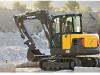 Volvo EC60 6 Tonne Excavator