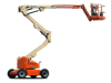 BOOMLIFT 13.5M (45FT) ELECTRIC