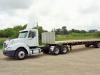 Flat Bed Truck
