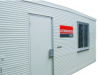 SHED - SITE OFFICE 6M X 2.4M