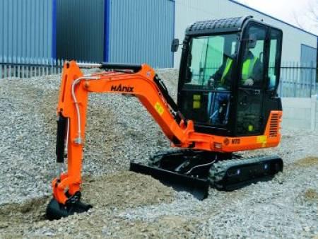 Mini Excavator 1.5 tonne for hire