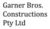 Garner Bros. Constructions Pty Ltd
