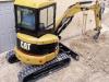 Caterpillar 303 3 Tonne Excavator