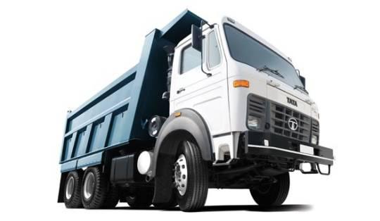 12 Tonne Bogie Tipper Truck for hire