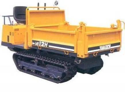 Dump Trucks 5.0 tonne crawler dumpers for hire