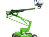 Mobile knuckle boom  10.6m Hybrid Nifty