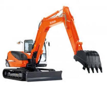 1.6 - 2.5 Tonne Mini Excavator for hire