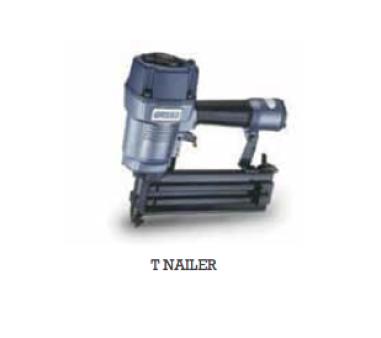 Coil nail gun for hire