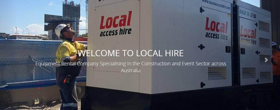 Local Hire Pty Ltd