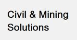 Civil & Mining Solutions