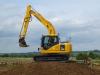 Komatsu 13 Tonne Excavator