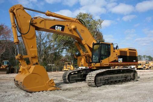 81 - 85 Tonne Excavator for hire