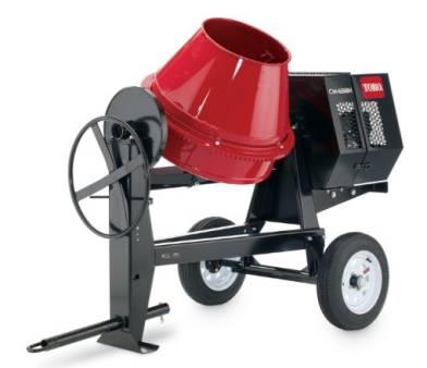 Concrete Mixer 3 C/F for hire