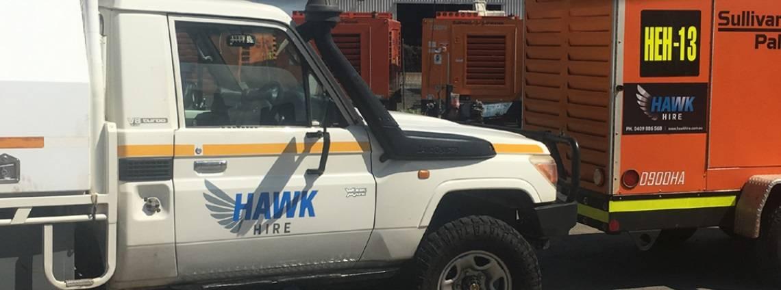 Hawk Plant Hire Pty Ltd