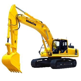 PC300LC-8M0 Excavator for hire