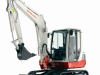 Takeuchi  1.6 Tonne Excavators 2005