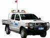 4WD Dual Cab, tray Ute (Hilux or similar) Manual