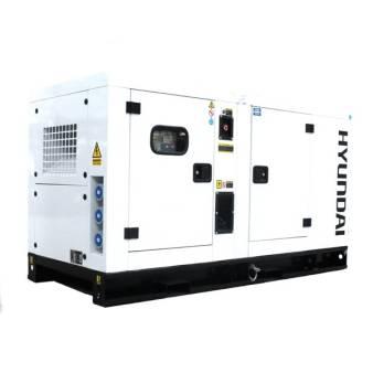 Generators Three Phase 60 kva Invertor  diesel silenced for hire