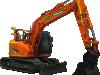 Doosan 14 Tonne Excavator