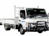 4WD Single Cab 6 Metre Tray Truck
