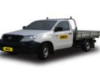 Toyota Hilux Automatic 1 Tonne 2WD Ute
